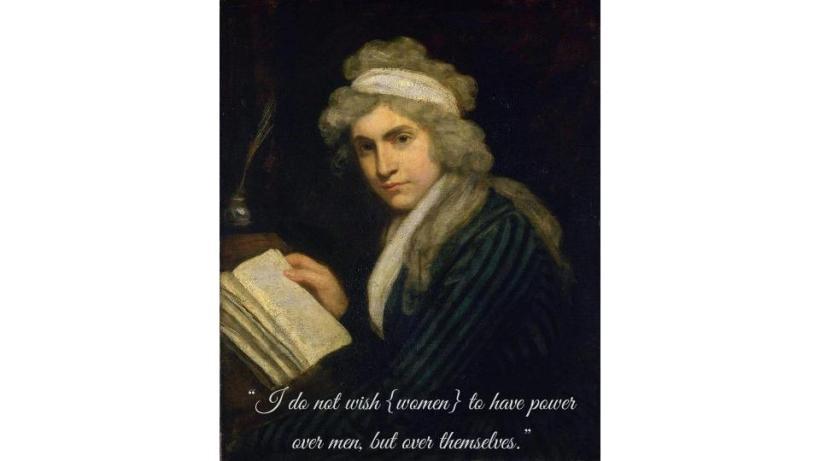 Mary Wollstonecraft Quote