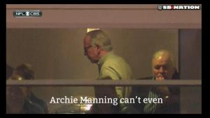 archie manning can't even