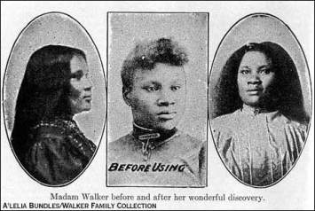 Madame-CJ-Walker-before-and-after