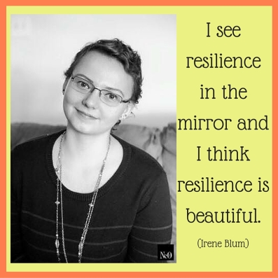 Beauty is...resilience